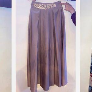 Dresses & Skirts - Womens maxi skirt elegant long dressy